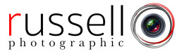 Russell Photographic logo
